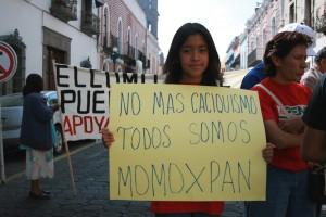No más impunidad en Puebla